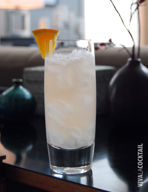 loranger grapefruit gin cocktail LOranger