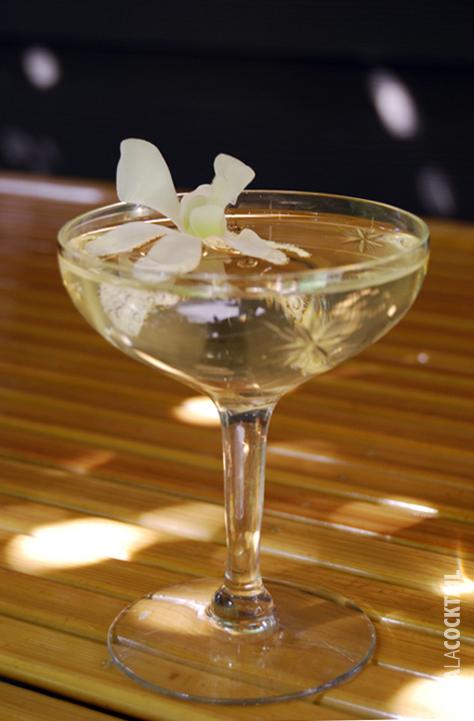 caribbean royale rum tiki drink Caribbean Royale