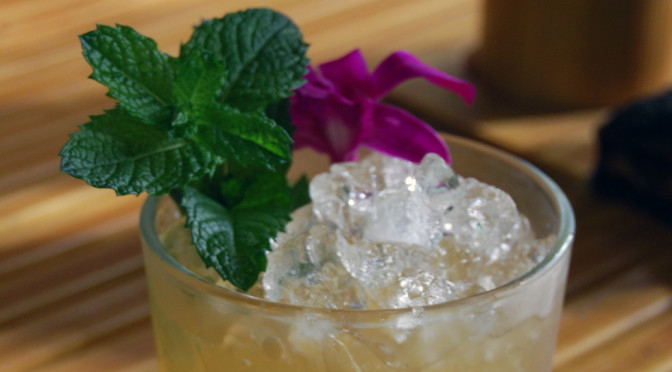 original mai tai rum tiki drink feature