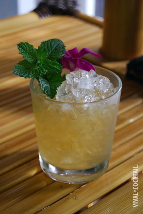 original mai tai rum tiki drink Mai Tai
